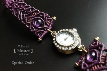 【Muster】Watch [完売]